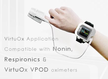 Oximetry Testing Service Demo VirtuOx