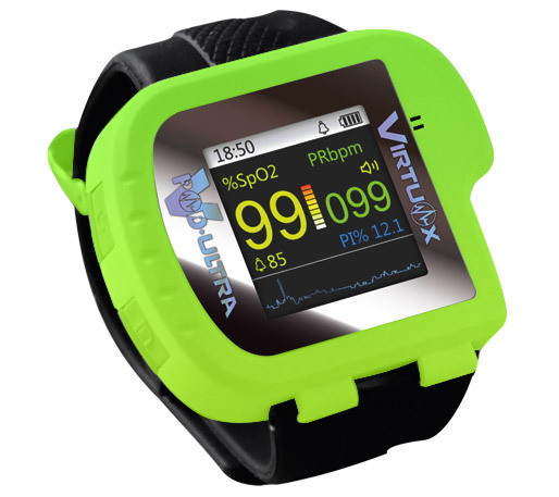 VPOD Apnea Watch